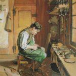 Švec, Ferdinand Hodler, 1878